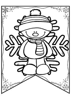 Preschool Christmas, Christmas Activities, Christmas Printables, Christmas Crafts, Christmas Ornaments, Christmas Cards Drawing, Christmas Coloring Pages, Christmas Paintings, Colouring Pages