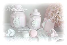 Pot peint couleur rose poudre en vente http://www.natydecocorse.com