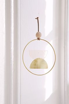 Ladies And Gentlemen Studio Double Dome Wind Chime - Urban Outfitters