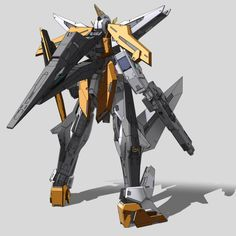 GN-003 Gundam Kyrios (aka Gundam Kyrios, Kyrios) is a third generation gundam featured in season one of Mobile Suit Gundam 00. The unit is piloted by Allelujah Haptism. Back
