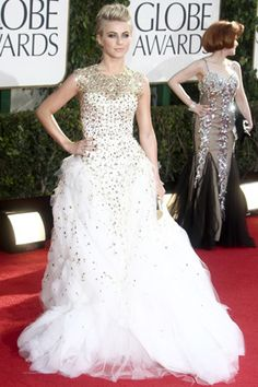 13 Stars that rocked the 2013 Golden Globes- by Audra McElyea