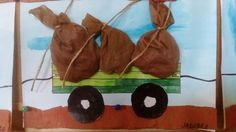 Autumn Activities, Paper Shopping Bag, Diy And Crafts, Fall, Nutrition, Decor, Dashboards, Projects, Kunst