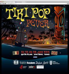 Tiki Pop Fever | Tiki Beach Festival