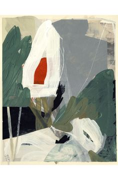 Stuart Bradford Illustration - Painting {Collage} - 1