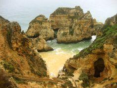 Ponta da Piedade, Algarve-Portugal