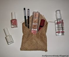 In Mary's Makeup: Haul for Autumn makeup, nails & hair