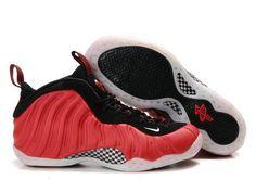 online retailer fa739 3e652 chaussure pour basketball junior Nike Air Foamposite One Noir   Blanc    Rouge