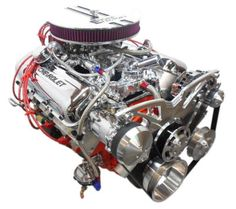 555 Big Block Chevy Engine | 555/675 Horsepower