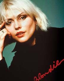 Deborah Ann Debbie Harry was born in Miami, Florida on July 1, 1945.  She is an American singer-songwriter and actress.  She is best known for being the lead singer of the band Blondie which was formed by her and Chris Stein.  The band was active from 1874-1982.  In 1997, Blondie reformed as interest in their genre had grown by a new generation of fans.  In 2006 they were inducted into the Rock and Roll Hall of Fame.