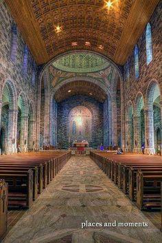 Cattedrale di Galway In Irlanda.......