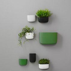 Normann Copenhagen Pocket Organizer voor o.a. planten aan de muur...