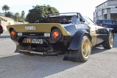 Lancia Stratos University Motors