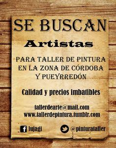 ¡Unite! Taller de pintura en la zona de Córdoba y Pueyrredón en la ciudad de…