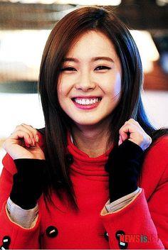Korean actress, Go Ara