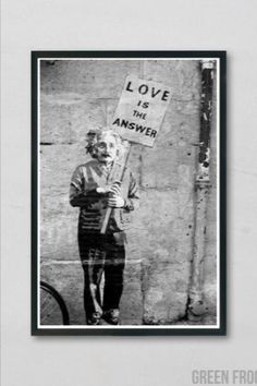 banksy art A collection of poster designs of the mysterious Banksy art. These are printed on quality hardstock poster paper that is thick enough to be hung without a frame but of course, lo
