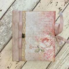 A. Raison Fotóalbum zsebes 10x15cm fotóknak 100db-os rózsás Handmade, Hand Made, Handarbeit