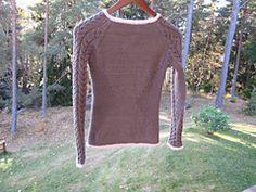 Ravelry: Butterfly Sweater pattern by Dora Nagy Eliasson