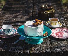 Täytekakku ilman sokeria - ku ite tekee Stevia, Panna Cotta, Pudding, Sweet, Ethnic Recipes, Desserts, Food, Lasagna, Candy