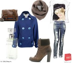 winter doesn't scare us Envy, Calvin Klein, My Style, Winter, Polyvore, Fashion, Winter Time, Moda, Fasion