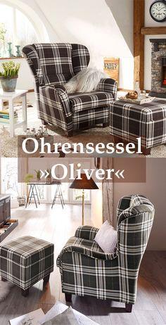 Klassische Sessel auf naturloft.de