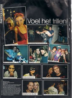 Partyscrasher MuteSounds in BINK VIJF HOOG - 3 december 2011