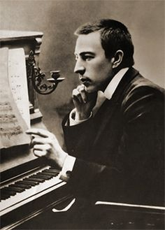 Sergei Rachmaninoff, Prelude in C Sharp Minor, Op. 3, No. 2 My favorite song to play on the piano!