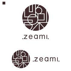 usagi_113さんの提案 - 新規開店予定のセレクトショップ「zeami」のロゴ | クラウドソーシング「ランサーズ」