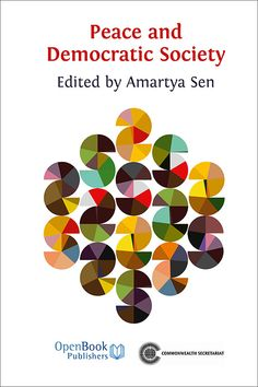 Peace and Democratic Society by Amartya Sen.  #peace #democracy #conflict