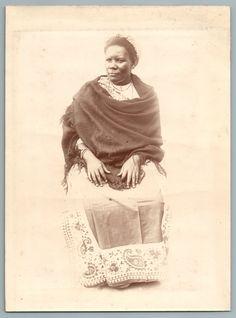 Angola Benguela, Cunha Moraes Costumes de Benguella    #Afrique_Africa #Afrique_divers