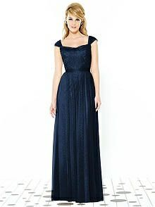 After Six Bridesmaids Style 6724 http://www.dessy.com/dresses/bridesmaid/6724/