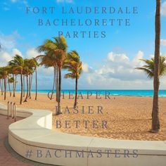 Download the Official Bachelorette Party Playbook for an awesome weekend in the sun during a visit to Fort Lauderdale.