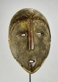 Paris New York, Art Tribal, Art Premier, Art Africain, African Masks, Buy Now, Arts, Wood, Belgian Congo