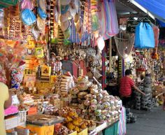 Guadalajara, Mexico - Mercado Libertad ... one of the largest markets in the world