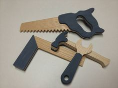 Tools, toys for children Wood Toys, Pallet Ideas, Puzzles, Kids Toys, Woodworking, Inspiration, Etsy, Tools, Blue Prints