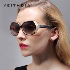 Retro TR90 Large Sun glasses Polarized Carved Diamond Ladies Women Designer Sunglasses Outdoor Driving Eyewear Accessories 7011