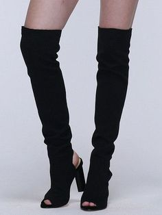 Alexia Over the Knee Boots