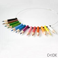Necklace by Cvok