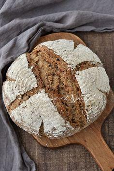 Healthy Recipes, Healthy Food, Nom Nom, Breakfast Recipes, Bread, Baking, Pizza, Polish Cuisine, Brunch Recipes
