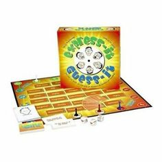 Amazon.com : Express It-Guess It : Board Games : Toys & Games