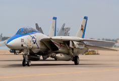 F-14D Super Tomcat - VF-213 Black Lions