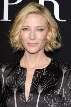 Thinking about a major hair change? How about the evergreen super chic bob?