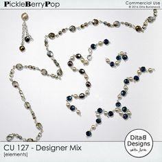 CU 127 - Designer Mix By Dita B Designs