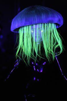 Charlie Le Mindu Goes Fluorescent - Slideshow