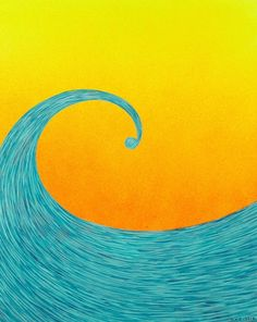 Mark Warren Jacques : Afternoon Wave