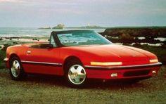 Buick Reatta, 1988-1991.