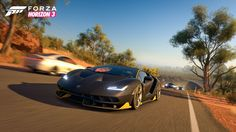 The patch that will see Forza Horizon 3 make the promised jump to on the Xbox One X is now live. The free Enhanced patch brings the game into resolution, on top of several visual upgrades. Audi Quattro, Audi R8, Forza Motorsport 3, Gamer News, Xbox News, Forza Horizon 3, Lamborghini Centenario, Motosport, Xbox One Games