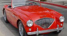 1955 Austin-Healey 100 / 4 - BN1   Classic Driver Market - LGMSports.com