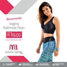 Os lançamentos da #MamaLatina estão dando o que falar lá no www.mamalatina.com.br! E você, já visitou o site para conferir as nossas novidades? Acesse agora e confira o que há de mais atual em moda fitness! <3