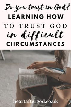 Learning how to trust in God in difficult circumstances Christian Devotions, Christian Encouragement, Christian Faith, Christian Women, Health Warrior, Perfect Peace, Proverbs 31 Woman, Overcoming Anxiety, Psalm 119