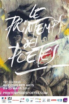 Printemps des poètes 2014